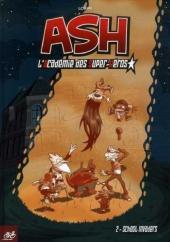 ASH - L'Académie des Super-Héros -2- School Invaders