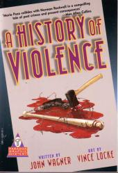 Couverture de A History of Violence (1997) -GN- A history of violence