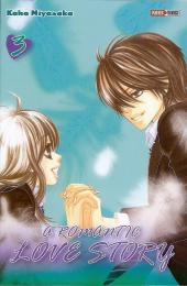 A romantic love story -3- Tome 3