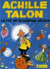 Achille Talon -10c84- Le roi de la science-diction