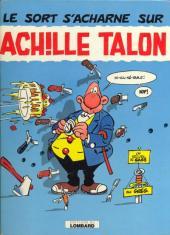 Achille Talon -22'- Le sort s'acharne sur Achille Talon