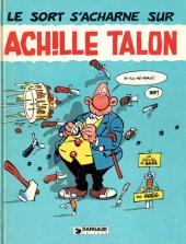 Achille Talon -22a81- Le sort s'acharne sur Achille Talon