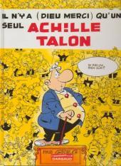 Achille Talon -31Ind- Il n'y a (Dieu merci) qu'un seul Ach!lle Talon