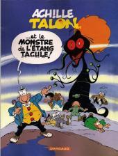 Achille Talon -40c09- Achille Talon et le monstre de l'Étang Tacule !