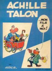 Achille Talon -4'- Achille Talon... mon fils à moi !
