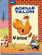 Achille Talon -6'- Achille Talon au pouvoir