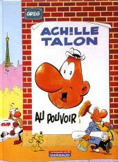 Achille Talon -6Ind- Achille Talon au pouvoir