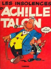 Achille Talon -7'- Les insolences d'Achille Talon