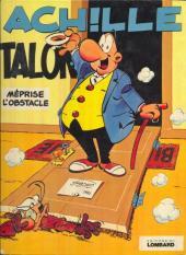 Achille Talon -8'- Achille Talon méprise l'obstacle
