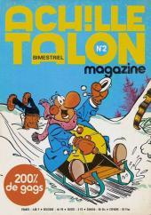 Achille Talon Magazine -2- Achille talon suite