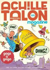 Achille Talon Magazine -4- Les aventures de papa talon