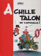 Achille Talon (Publicitaire) -2Citroen- Achille Talon en vadrouille