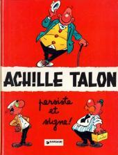 Achille Talon -3c80- Achille Talon persiste et signe !