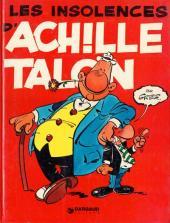 Achille Talon -7- Les insolences d'Achille Talon