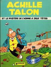 Achille Talon -14- Achille Talon et le mystère de l'homme à deux têtes