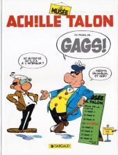 Achille Talon -42- Le musée