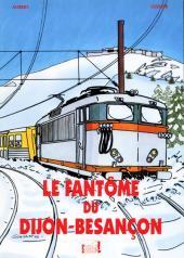 Agathe et Lucas -1- Le fantôme du Dijon-Besançon
