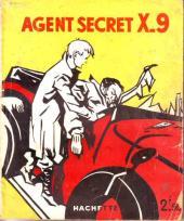 Agent Secret X-9 (Hachette - Aventures et Mystères) -INT- Agent secret X.9