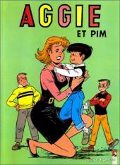 Aggie (Vents d'Ouest) -3- Aggie et Pim