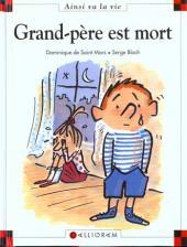 Ainsi va la vie (Bloch) -19- Grand-père est mort