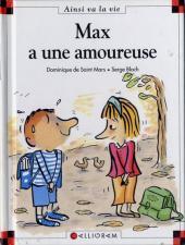 Ainsi va la vie (Bloch) -40- Max a une amoureuse