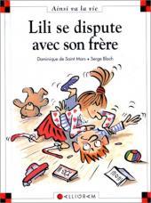 Ainsi va la vie (Bloch) -4- Lili se dispute avec son frère