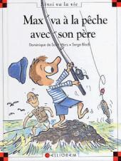 Ainsi va la vie (Bloch) -63- Max va à la pêche avec son père