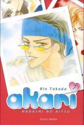 Akari - Hadashi no aitsu -7- Tome 7