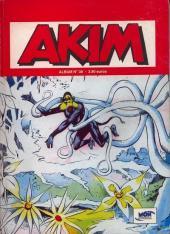 Akim (2e série) -Rec38- Album N°38 (du n°112 au n°114)