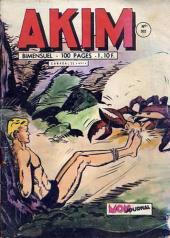 Akim (1re série) -302- L'île des esclaves