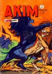 Akim (1re série) -312- Le lion géant