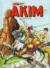 Akim (1re série) -615- Les hommes de fer