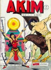Akim (1re série) -629- Le territoire des trois royaumes