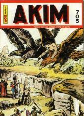 Akim (1re série) -705- Le sacrifice de la Grande Lune