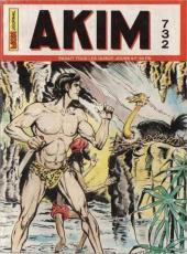 Akim (1re série) -732- L'autruche fantôme