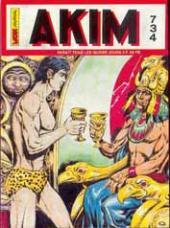 Akim (1re série) -734- La ville enfouie