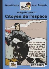 Alain Cardan -2- Citoyen de l'espace