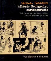 Albéric Bourgeois, Caricaturiste