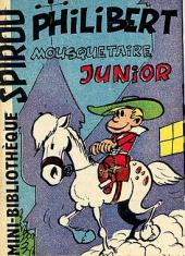 Aldebert Mousquetaire junior -1MR1181- Philibert, mousquetaire junior