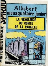 Aldebert Mousquetaire junior -4MR1243- La vengeance du Comte de la Racaille
