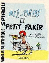 Ali-Bibi -1MR1433- Le petit fakir