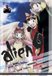 Alien 9 -3- Tome 3