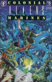 Aliens: Colonial Marines (1993) -5- Book 5