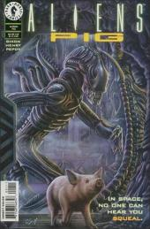Aliens (One shots) -OS- Pig