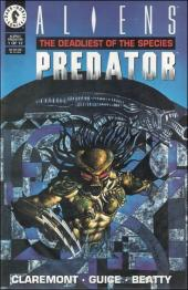 Aliens/Predator: The Deadliest of the Species (1993) -1- Time of the preacher
