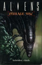 Aliens: Earth War (1990) -INTa- Female war