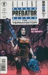 Aliens versus Predator versus the Terminator (2000) -3- Book 3