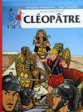 Alix raconte -2- Cléopâtre