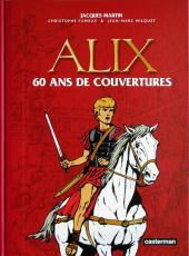 Alix (Fac-Similé) -HS- Alix - 60 ans de couvertures