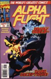 Alpha Flight (1997) -2- Fighting the masters